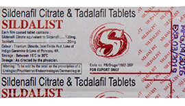 Buy best Sildalis (Tadalafil 20mg. + Sildenafil 100mg.) Viagra|Two-in-one medications|Cialis|Drugs for potency|Pills for potency in Minsk with delivery