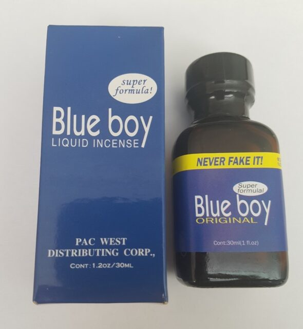 Buy best Blue Boy Original 30мл Poppers|Poppers Canada in Minsk with delivery
