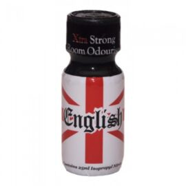 Buy best English 25мл Poppers|Poppers Europe in Minsk with delivery