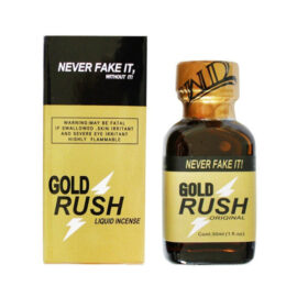 Buy best Gold Rush (PWD) 30мл. Poppers US Poppers in Minsk with delivery