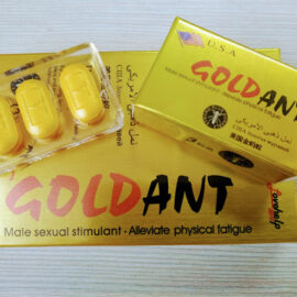 Buy best Golden Ant (12 tablets) Drugs for potency Chinese dietary supplements for potency Increasing male libido in Minsk with delivery
