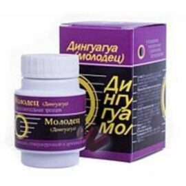 Buy best Jingua well done (8capsules) Drugs for potency Chinese dietary supplements for potency Increasing male libido in Minsk with delivery