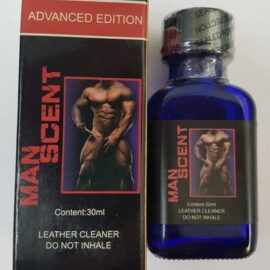 Buy best Man Scent 30ml Poppers US Poppers in Minsk with delivery