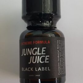 Buy best USA Jungle Juice Black Label 10мл Poppers US Poppers in Minsk with delivery