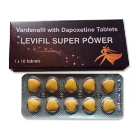 Buy best Levifil Super Power Levitra 40 Dapoxetine 60 Levitra|Two-in-one medications|Prolonging sex|Prolongators|Drugs for potency|Pills for potency in Minsk with delivery